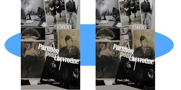 Alain Émery: Partition pour chevrotine (Ed.Paul & Mike, 2018)