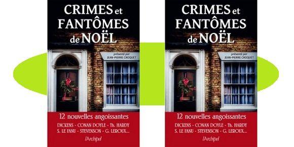 J.P. Croquet: Crimes et fantômes de Noël (L'Archipel, 2018)