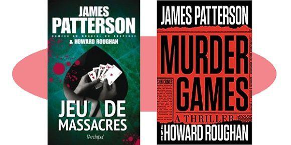 James Patterson et Howard Roughan: Jeu de massacres (L'Archipel, 2019)