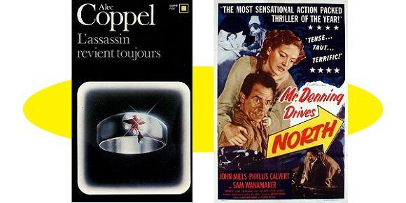 Alec Coppel: L'assassin revient toujours (Série Noire, 1953)