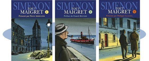 Georges Simenon: La tête d'un homme (Omnibus, Tout Maigret 1 – 2019)