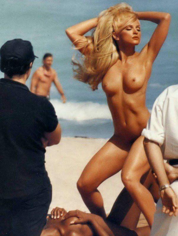 En fait une séquence d'images de Steven Meisel
