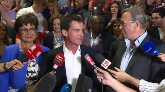 Election de Valls : contestation bizarre !