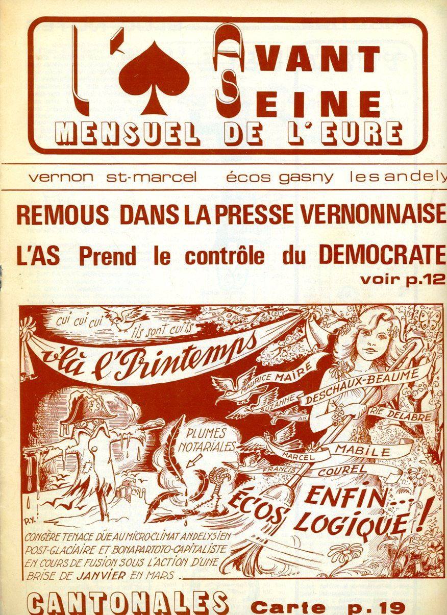 L'AS L'Avant Seine