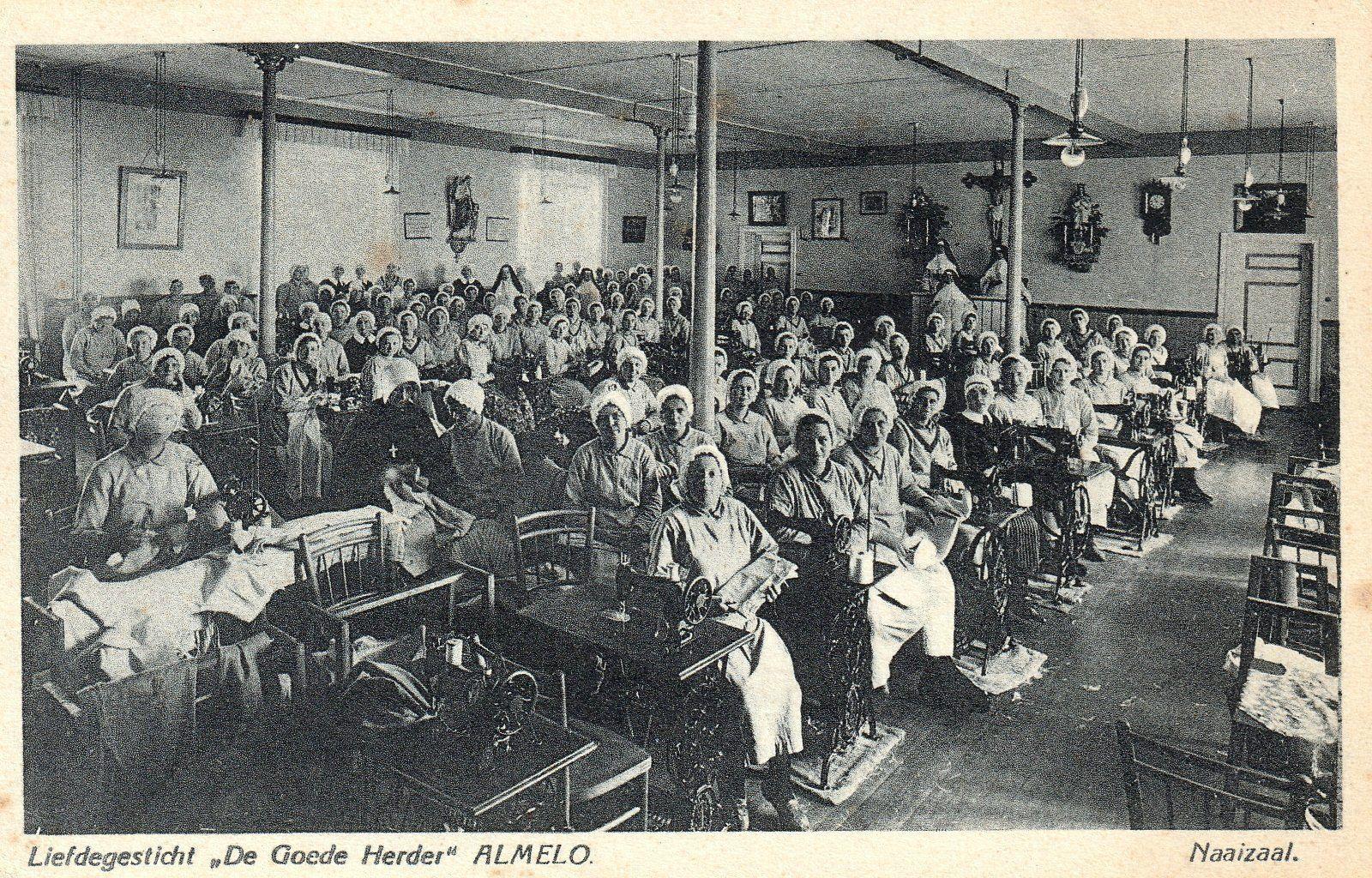 Les 15 000 esclaves hollandaises des Sœurs du Bon Pasteur