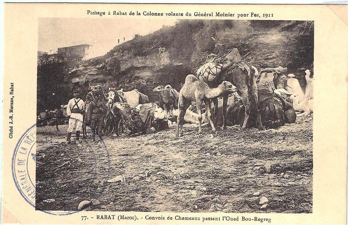 GENS DE GUERRE AU MAROC  (1912) Emile Nolly (1880-1914)