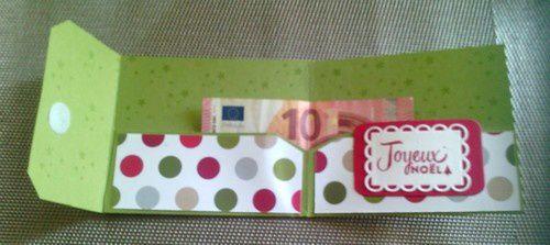 Des cartes pochettes