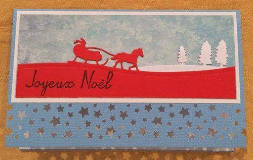 Quelques cartes de Noel