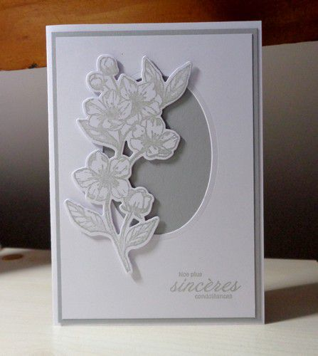 fleurs pour toujours stampin'up!