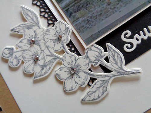fleurs pour toujours stampin'up