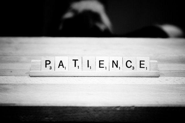 Comment patienter face aux épreuves ?