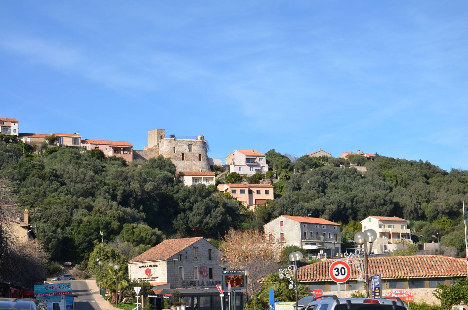 Porto-Vecchio 02A Corse du sud (Aires de camping-car)