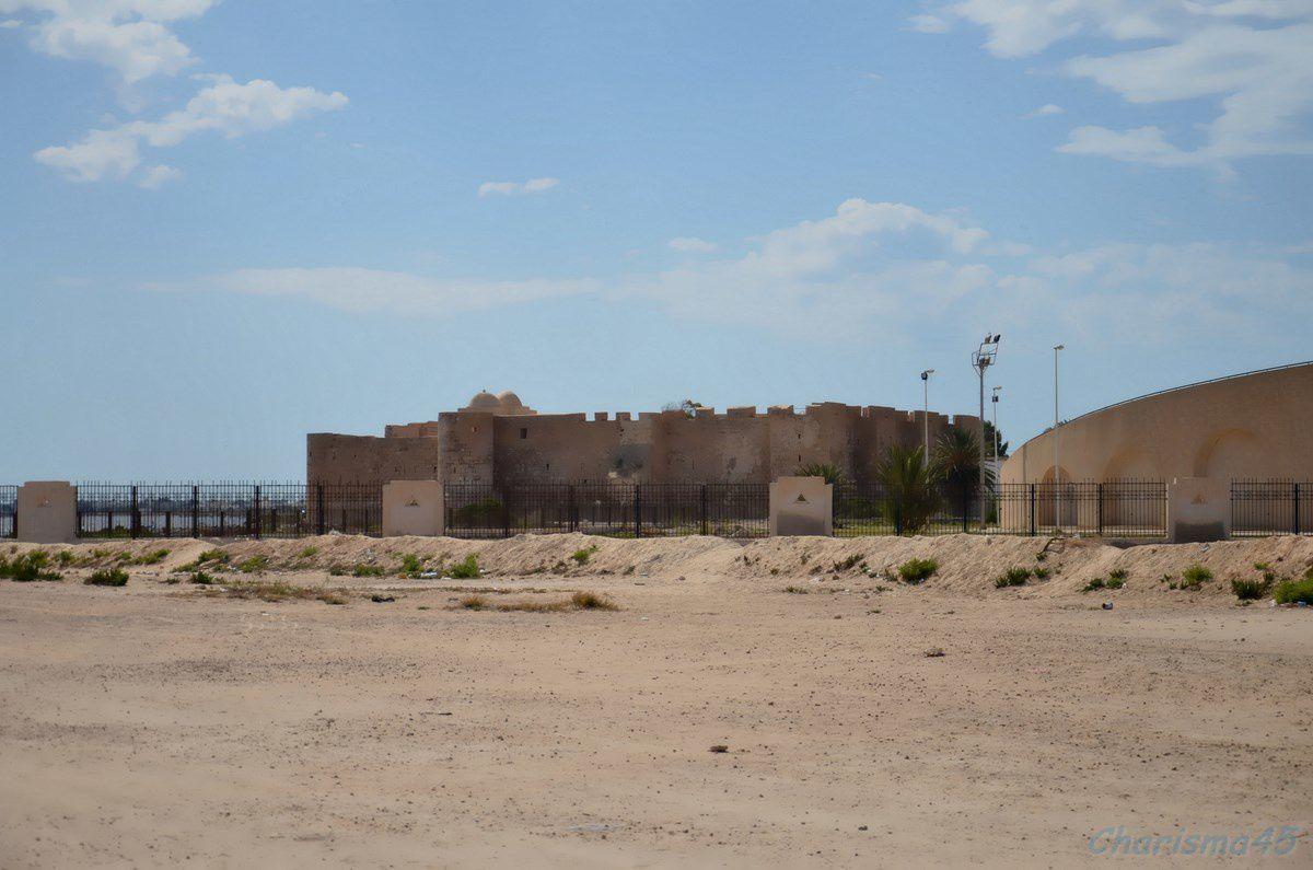 Houmt souk, Tunisie