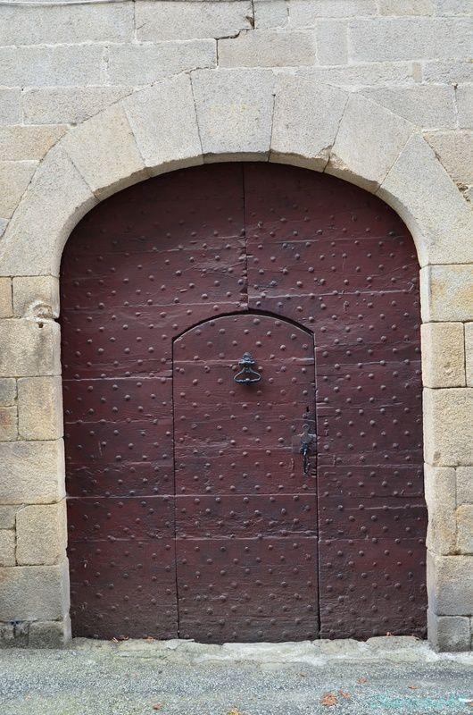 Les portes de Treignac  (limousin en camping-car)