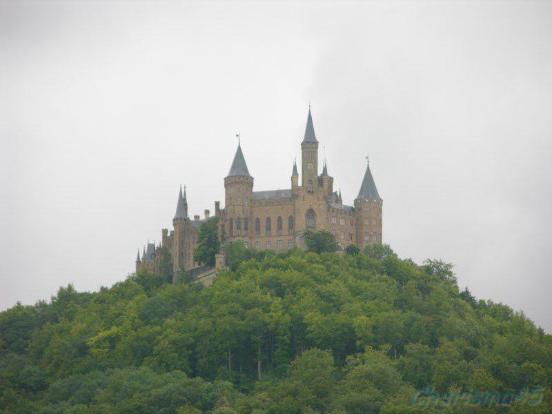Hohenzollern (Allemagne en camping-car)