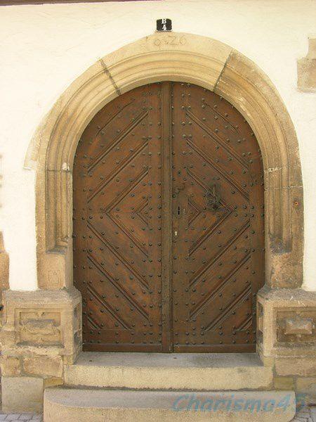 Les portes de Tübingen (Allemagne en camping-car)