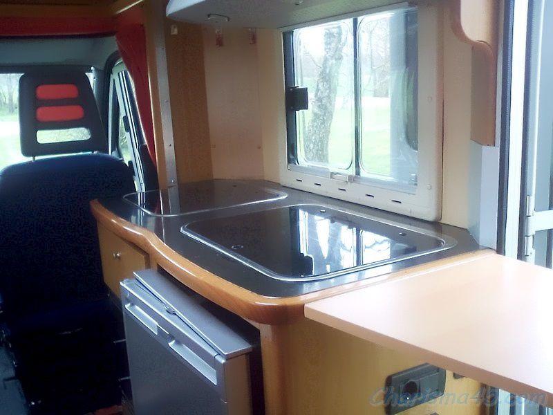 Amériques en camping-car (Le véhicule préparation suite)
