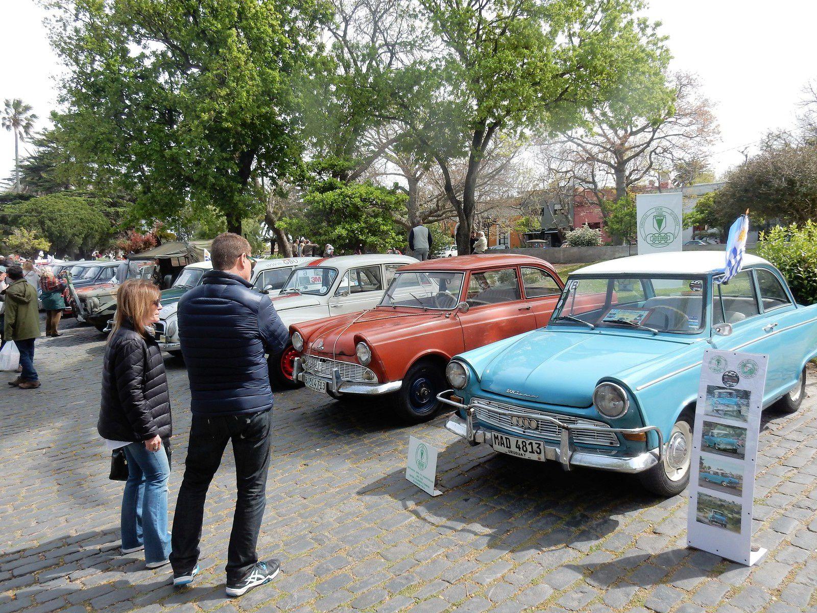 DKW en Uruguay (Uruguay en camping-car)