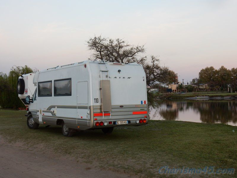 Gualeguaychu (Argentine en camping-car)