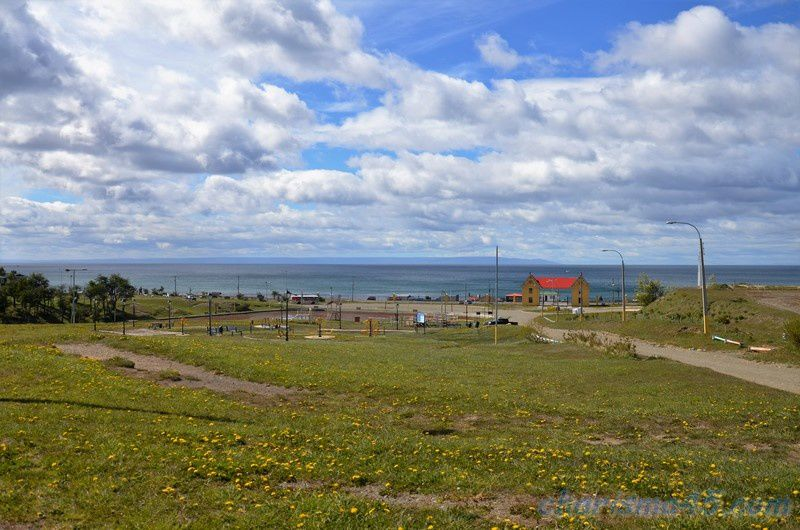 Punta-Arenas (Chili en camping-car)