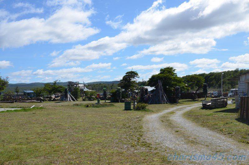 Camping Hain, Tolhuin (Argentine en camping-car)