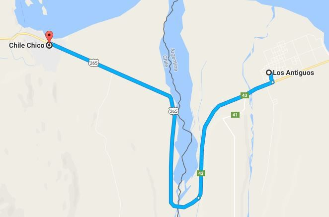 En route vers la Carretera Austral 1 (Chili en camping-car)