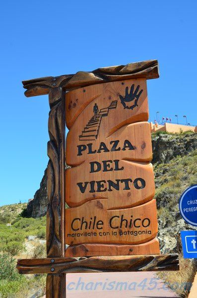 Chile Chico (Chili en camping-car)