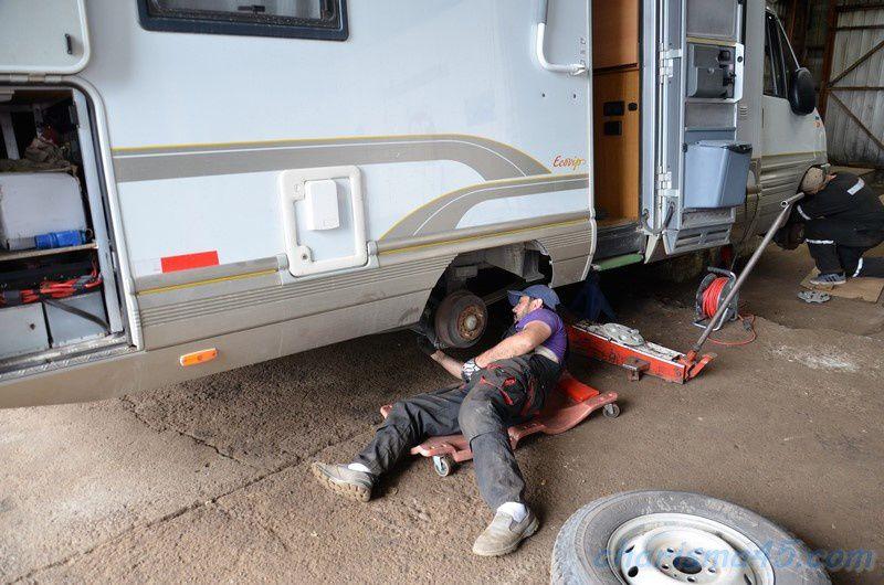 Coyhaique (Chili en camping-car)