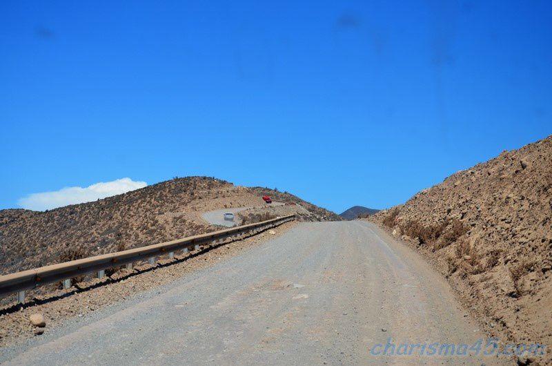 Caleta chanaral de aceituno (Chili en camping-car)