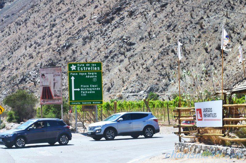 Vallée de l'Elqui (Chili en camping-car)