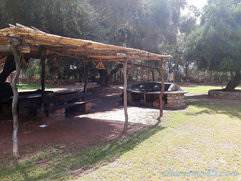 Camping Los Olivos  (Argentine en camping-car)