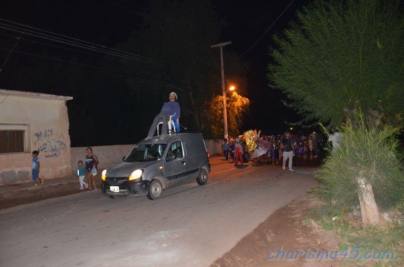 Tinogasta (Argentine en camping-car)
