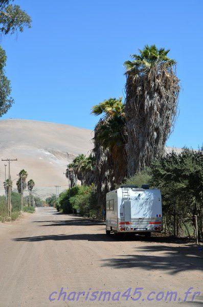 San Miguel de Azapa (Chili en camping-car)