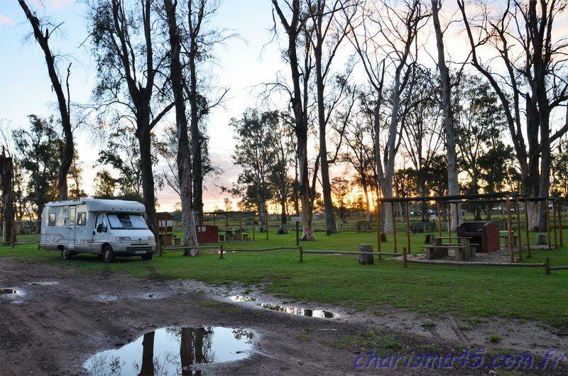 Camping Mercédès (Argentine en camping-car)