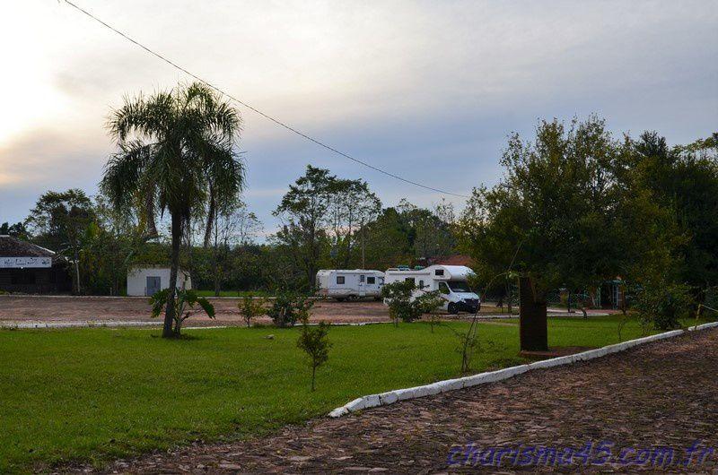 Mission jésuite Santisima de Trinidad (Paraguay en camping-car)