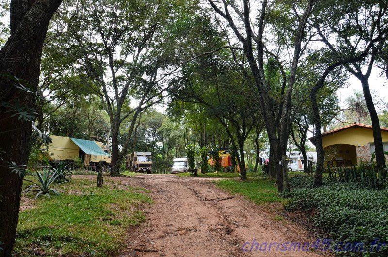 Hasta la pasta (Aire de camping-car) Paraguay en camping-car