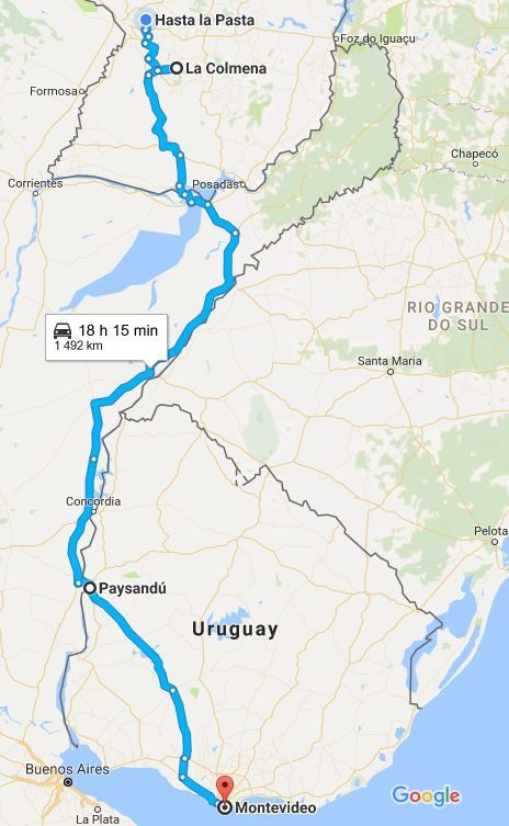 Tranquilo (Paraguay en camping-car)