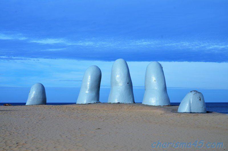Punta del Este (Uruguay en camping-car)
