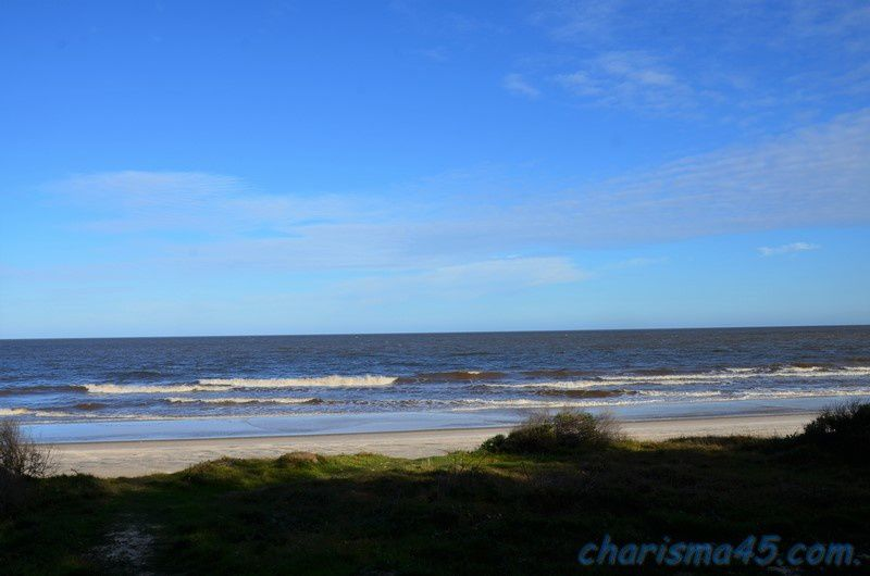Playa de Santa Rosa (Uruguay en camping-car)