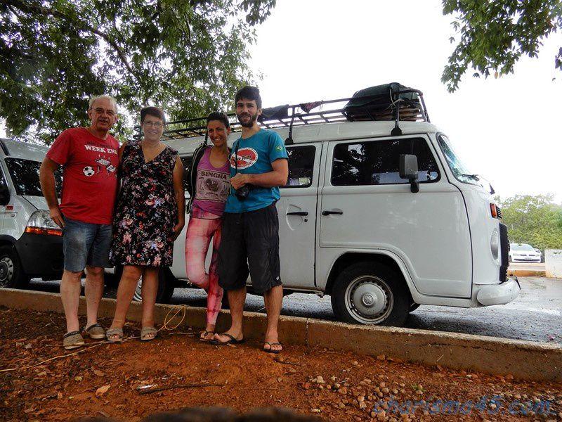 Goais (Brésil en camping-car)
