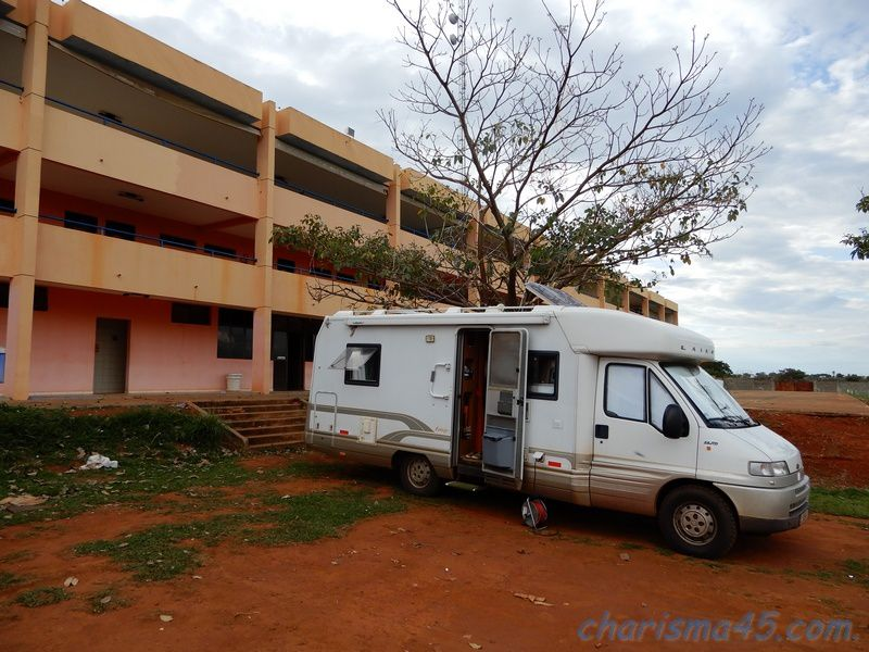 Brasilia (brésil en camping-car)