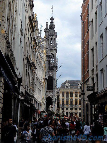 Bruxelles (Belgique en camping-car)