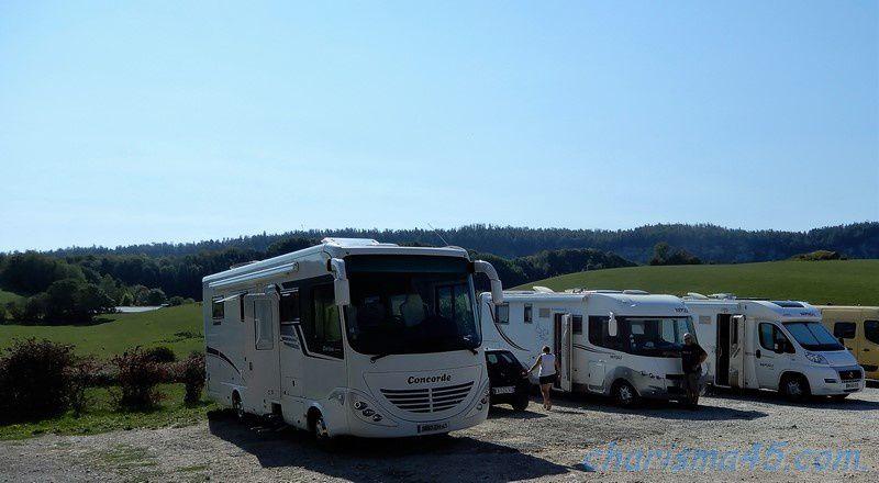 Le Frasnois (Jura en camping-car)