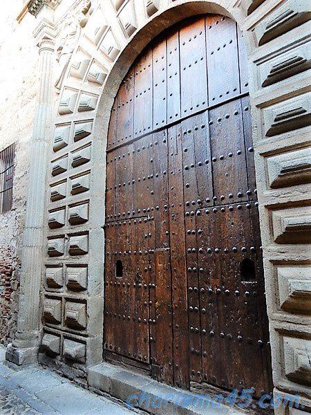 Les portes de Cacéres (Espagne en camping-car()