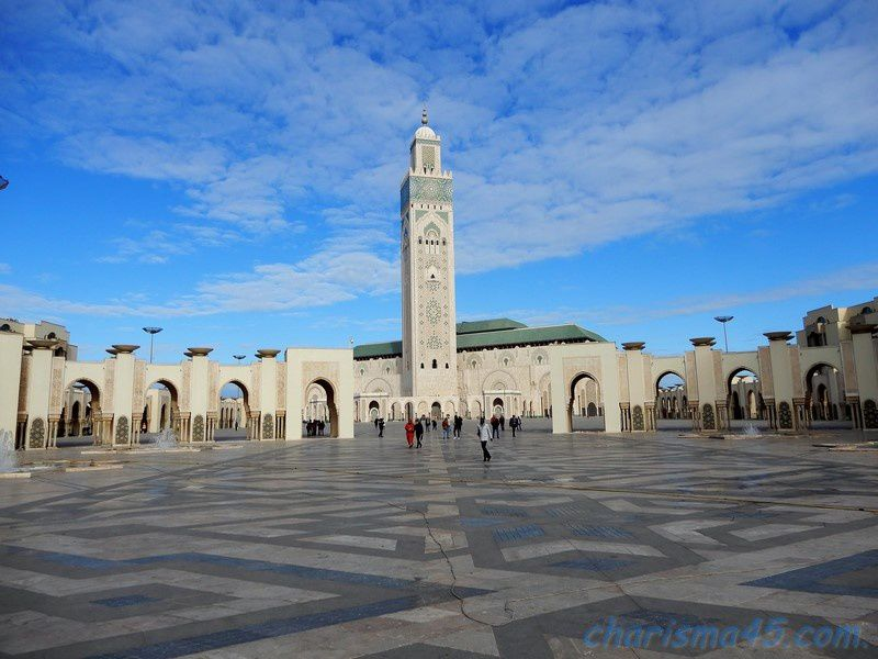 Casablanca (Maroc en camping-car)