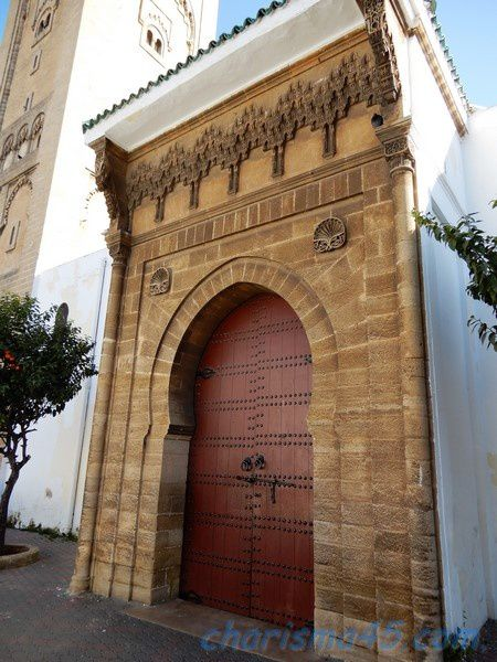 Les portes de Casablanca (Maroc en camping-car)