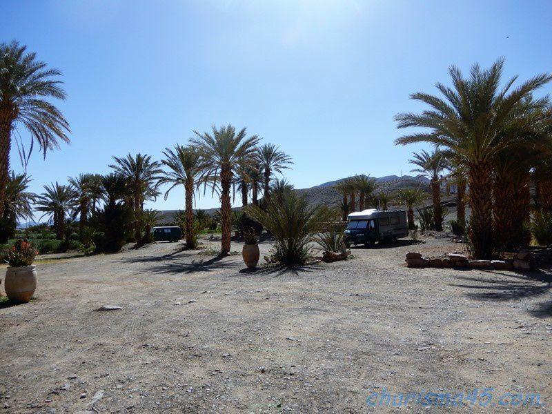 Camping à la ferme Tansift (Maroc en camping-car)
