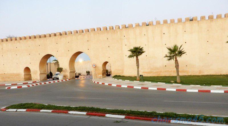 Meknès (Maroc en camping-car)