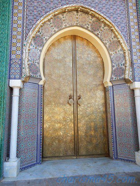 Les portes de Fès (Maroc en camping-car)