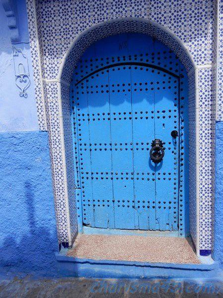 Les portes de Chefchaouen